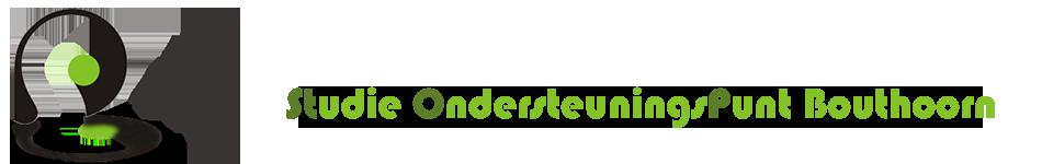 Studie Ondersteuningspunt Bouthoorn Woerden - Huiswerkbegeleiding en bijles